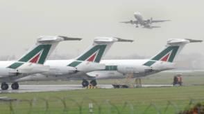Bekijk details van Staatslening voorkomt faillissement Alitalia