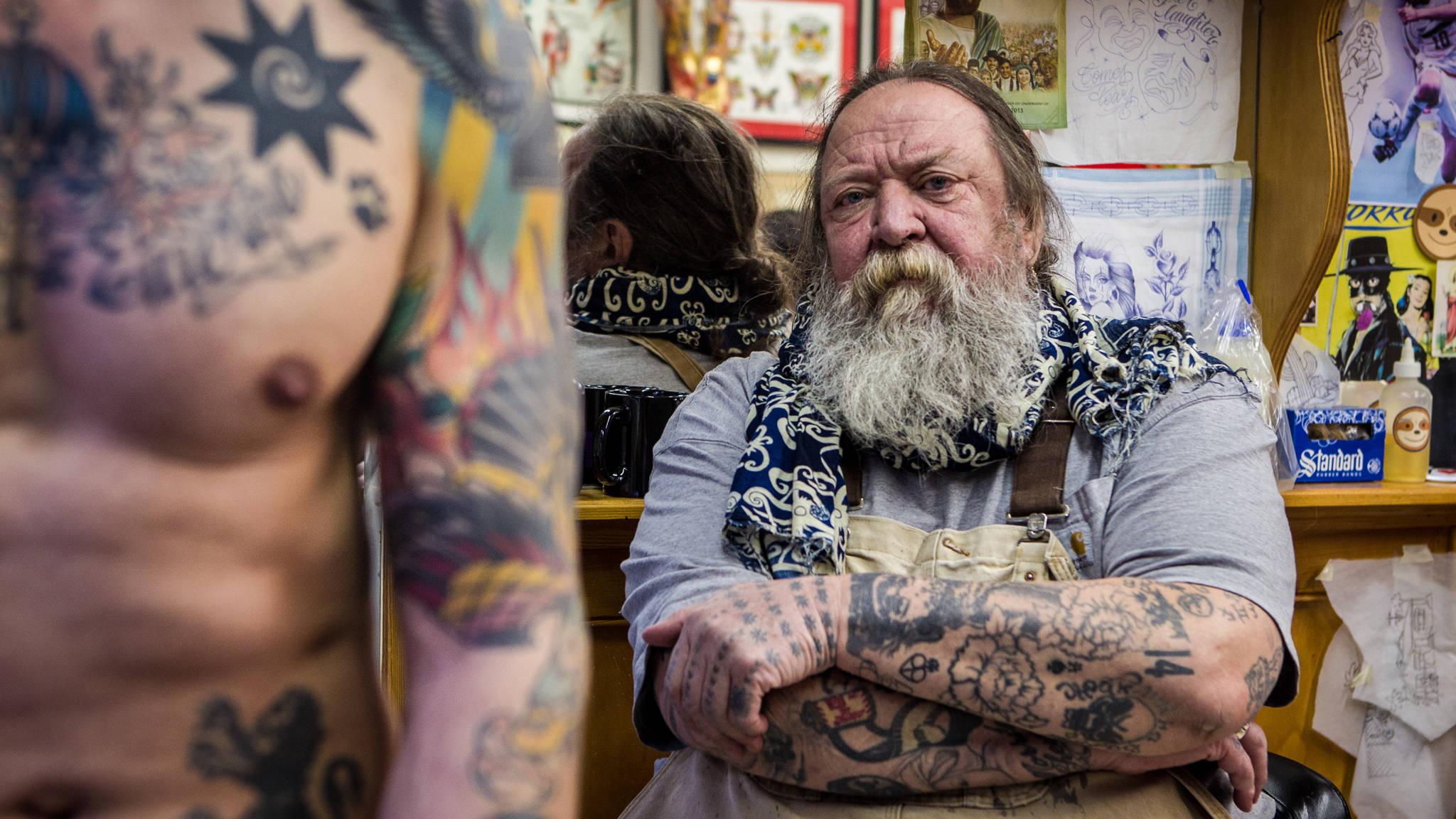 Tattoo Leeftijd Nederland Tatoeëren