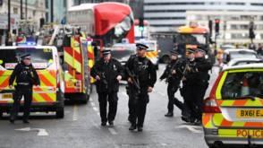 Aanslag in Londen: een tijdlijn van de gebeurtenissen