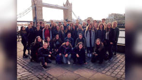 Nederlandse leerlingen getuige van aanslag bij Brits parlement