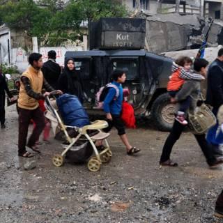 Bekijk details van 'Burgers in West-Mosul al weken gebruikt als menselijk schild'
