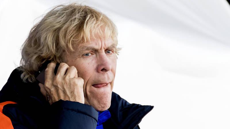 Hans Jorritsma Teammanager Jorritsma vertrekt toch bij KNVB NOS