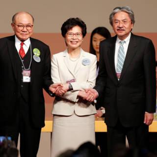 Hongkong krijgt opnieuw pro-Peking-kandidaat als leider