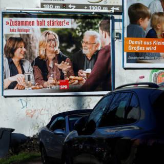 Duits verkiezingsjaar begonnen, Berlijn kijkt naar Saarland