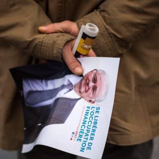 Franse kiezers twijfelen en walgen: wantrouwen viert hoogtij