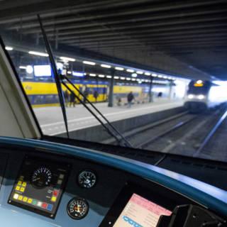 ProRail wil nog dit jaar test met trein zonder machinist