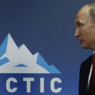 'Opwarming van de aarde maakt poolgebied interessant voor Poetin'