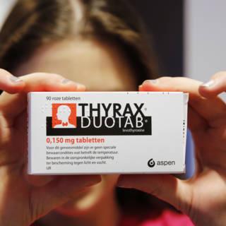 Schildkliermedicijn Thyrax snel weer beschikbaar