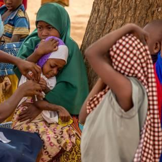 Honderden doden door uitbraak meningokokken Nigeria