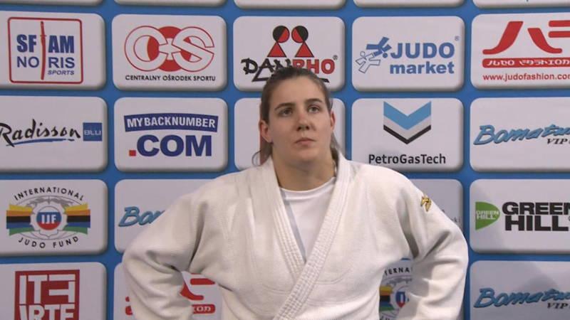 Zilver voor Steenhuis op EK judo | NOS