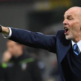 Strafkamp voor spelers van Internazionale