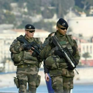 Le Pen voert campagne in Nice, een 'veranderde stad'