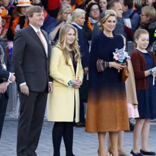 'Lang zal hij leven' voor jarige koning in Tilburg