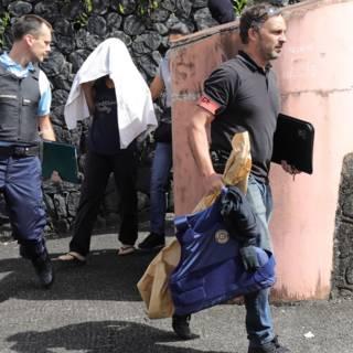 Radicale verdachte schiet op agenten op Franse eiland Réunion