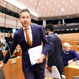Dijsselbloem onder vuur in Europees Parlement