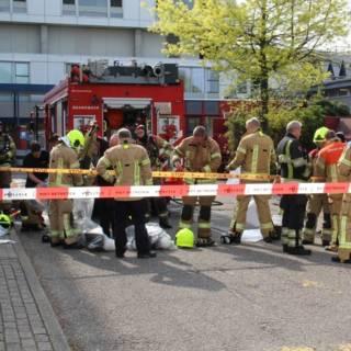 Bekijk details van Zuurlek in ziekenhuis was opzet; 'verdachte goot perazijn over bureaus'