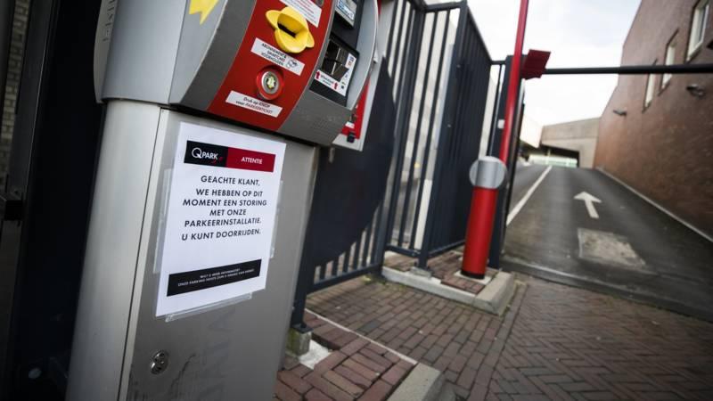 Q-Park: virus onder controle, nog wel problemen met 18 garages