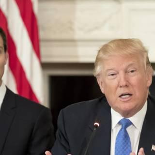 Schoonzoon Trump gebruikte ook privé-mail voor Witte Huis-zaken
