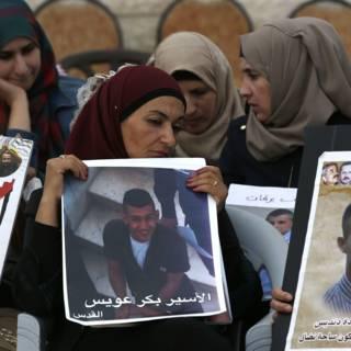 Palestijnse gevangenen gaan weer eten na toezeggingen