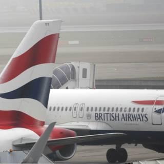 Heathrow ontregeld door grote computerstoring British Airways