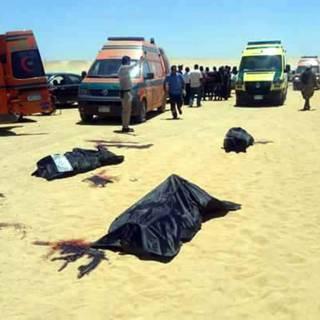 IS eist aanslag op Egyptische kopten op