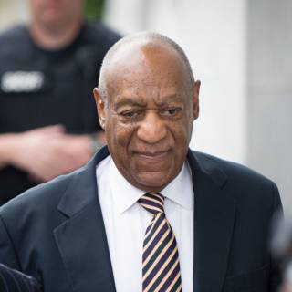 Bill Cosby treedt voor het eerst op sinds misbruikschandaal