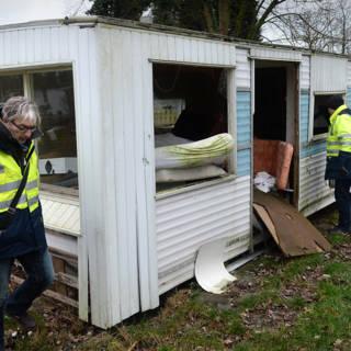 Bekijk details van Onrechtmatige bewoners moeten Fort Oranje direct verlaten