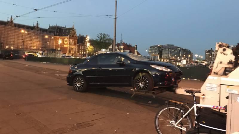 Afbeeldingsresultaat voor amsterdam auto centraal station