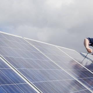 Geen plek voor nieuwe zonneparken op stroomnetwerk