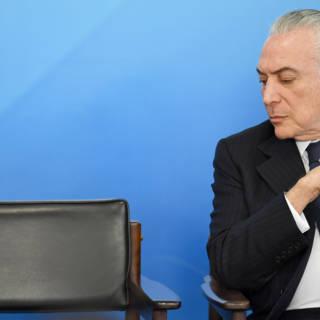 Braziliaanse president aangeklaagd in omvangrijk corruptieschandaal
