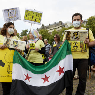 VS: Assad bereidt een nieuwe gifgasaanval voor