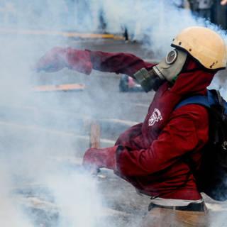 In Venezuela is aan alles gebrek, behalve aan demonstraties