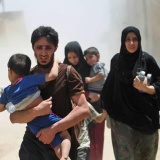 Slag om Mosul: een totaal onoverzichtelijke, bikkelharde strijd