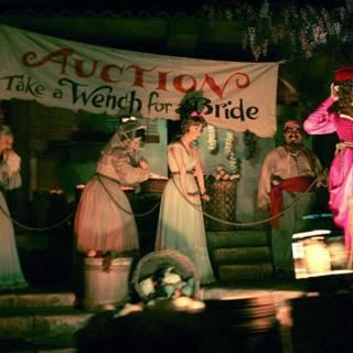 Disney maakt Pirates-rit minder vrouwonvriendelijk