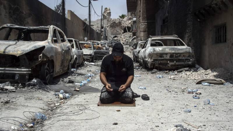 Iraakse leger bevrijdt Mosul van IS
