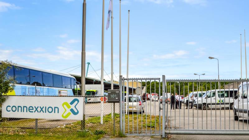 Twee doden door bedrijfsongeval Connexxion Almere.