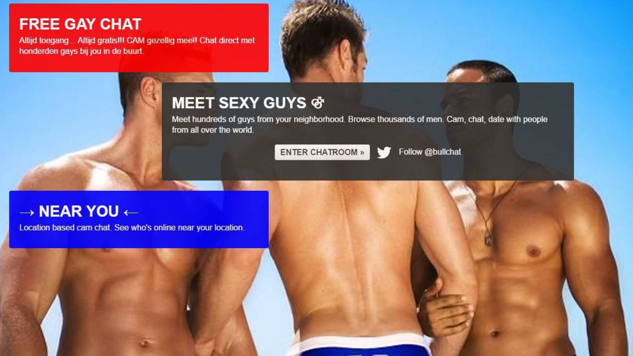 Gratis gay dating service