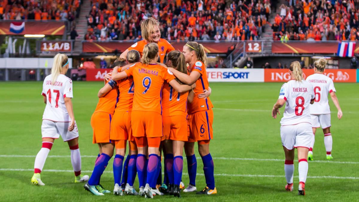 Nederlandse vrouwen op drempel van kwartfinales EK