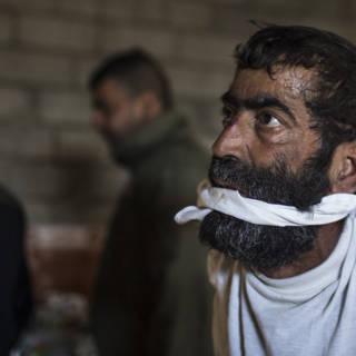 De fotograaf die vastlegde hoe Iraakse militairen IS'ers martelden