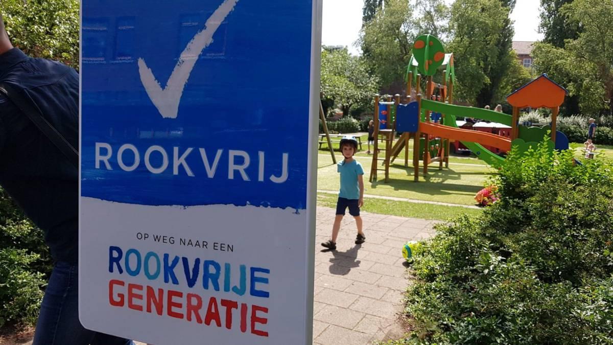 Groningen wil eerste rookvrije stad van Nederland worden