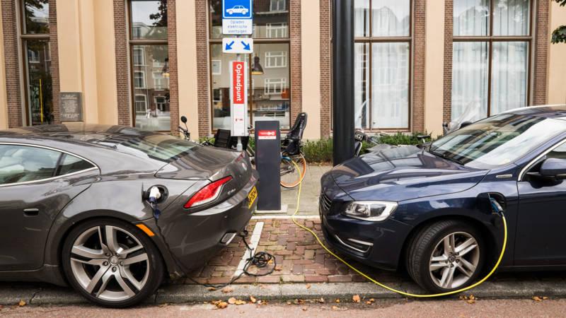 Hoe Elektrisch Rijden In Europa Steeds Groter Wordt Nos