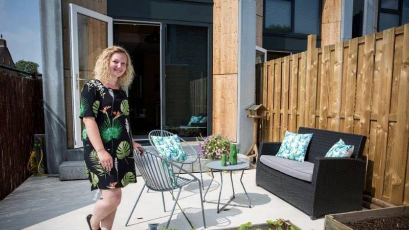 Nieuwe trend in de overspannen woningmarkt het for Verplaatsbaar huis