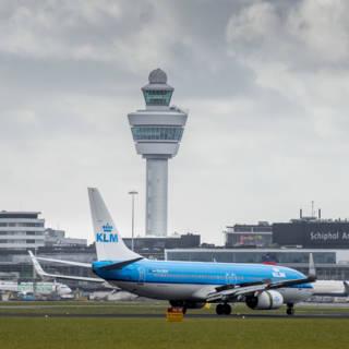 Grootste deel vluchten Schiphol vertraagd door de mist