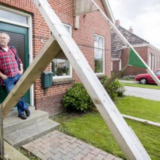 Vijf jaar na de aardbeving die Groningen wakker schudde