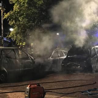 Bekijk details van Culemborg weer getroffen door serie autobranden