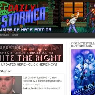 Bekijk details van Webdiensten doen Amerikaanse neonazi-site in de ban