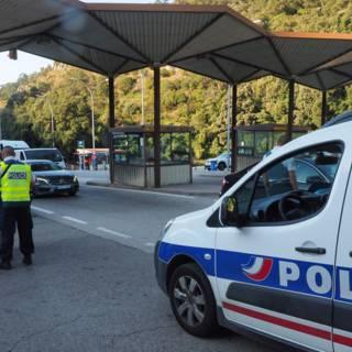 Flinke vertraging bij Spaanse grens door aangescherpte controles