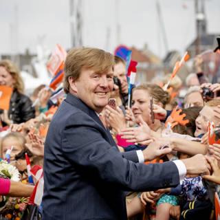 Van de formerende partijen wil alleen D66 sleutelen aan de monarchie