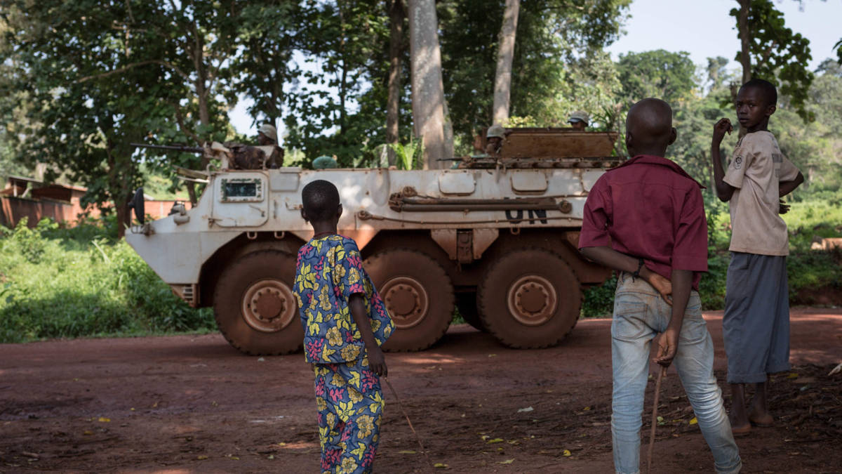 VN: genocide dreigt in Centraal-Afrikaanse Republiek