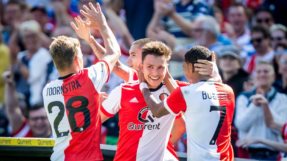 Welke tegenstanders kan Feyenoord loten in de Champions League?
